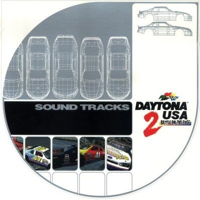 Daytona USA 2 Sound Tracks