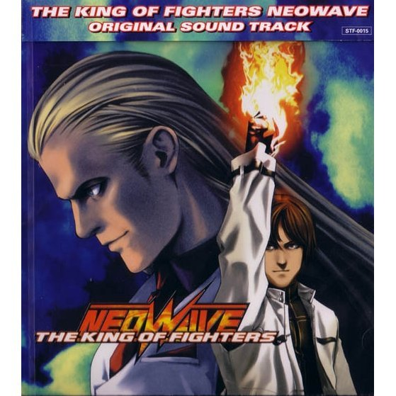 The King of Fighters Neowave Original Sound Track
