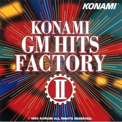 Konami GM Hits Factory II