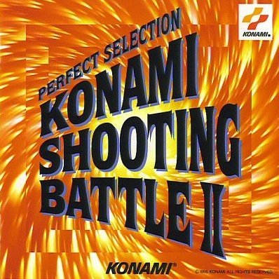 Perfect Selection Konami Shooting Battle II