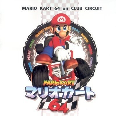 Mario Kart 64 on Club Circuit