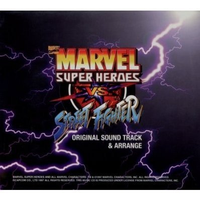 Marvel Super Heroes VS. Street Fighter Original Sound Track & Arrange