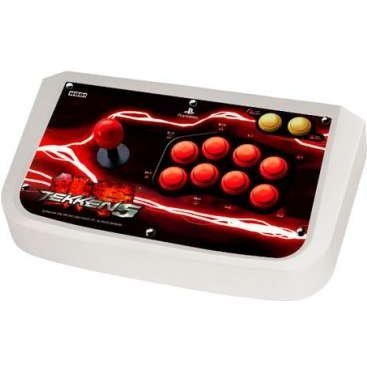 Tekken 5 Real Arcade Pro Stick