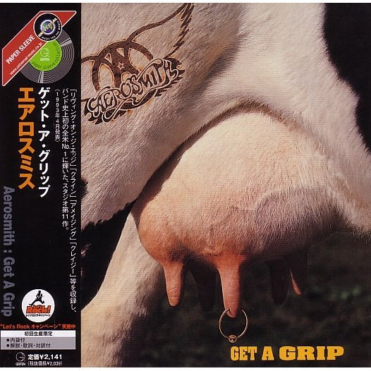 Get a Grip [Limited Edition]