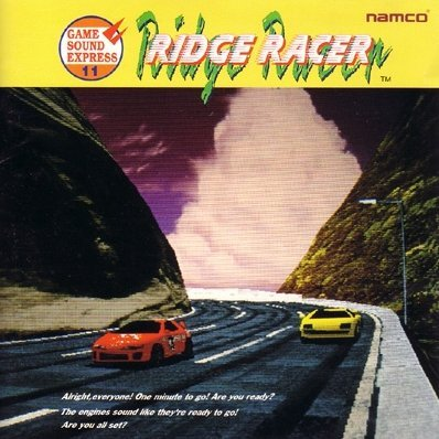 Namco Game Sound Express Vol.11 Ridge Racer