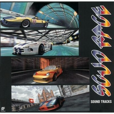 Scud Race Sound Tracks