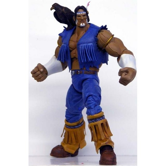 Street Fighter Action Figure: T. Hawk