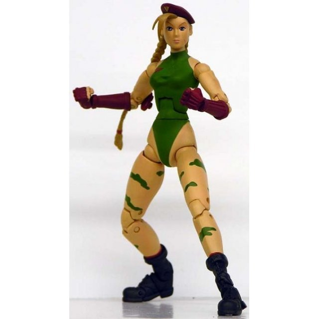 Street Fighter Action Figure: Cammy