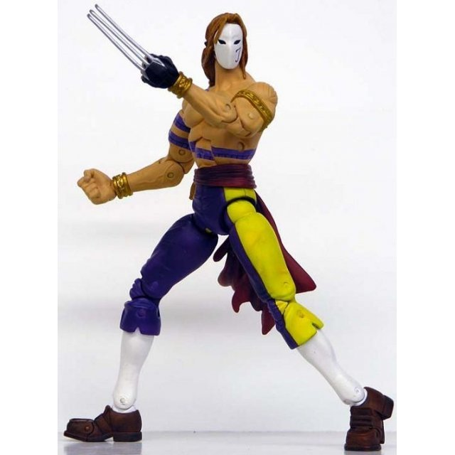 Street Fighter Action Figure: Vega