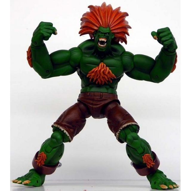 Street Fighter Action Figure: Blanka