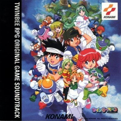 Twinbee RPG Original Game Soundtrack