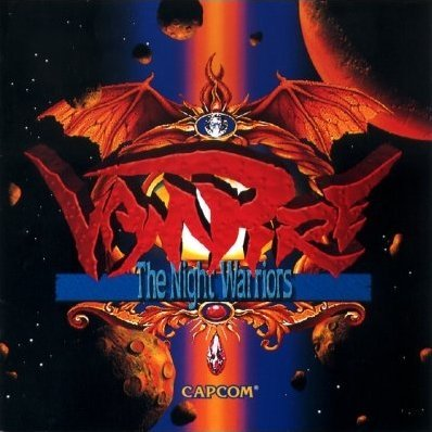 Vampire: The Night Warriors