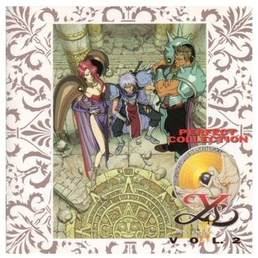 Ys IV Perfect Collection Vol. 2