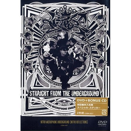 Nitro Reflections [DVD+CD]