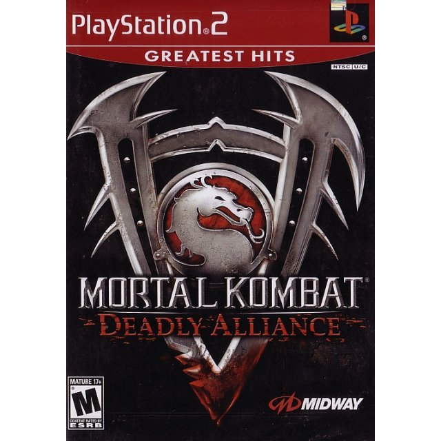 Mortal Kombat: Deadly Alliance (Greatest Hits)