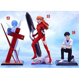 Neon Genesis Evangelion The End of Evangelion Figure: Rei Ayanami