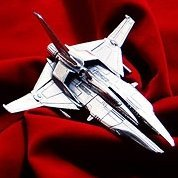 Gradius II VIC Viper Model BP-827Z Star Fighter