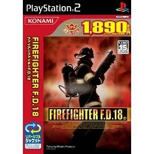 Firefighter F.D. 18 (Konami Palace Selection)