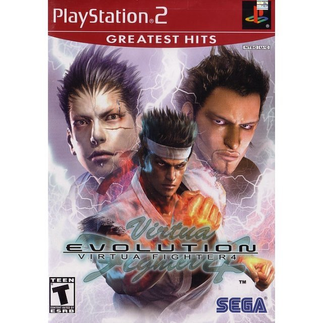 Virtua Fighter 4 Evolution (Greatest Hits)
