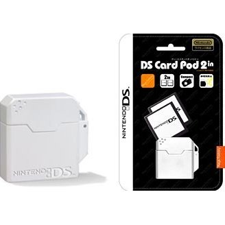 DS Card Pod 2in1 (white)