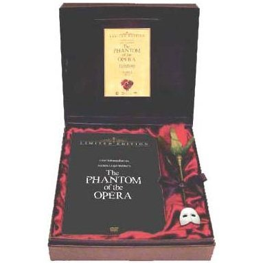 Phantom of the Opera [Limited Edition 2-Disc Gift Box]