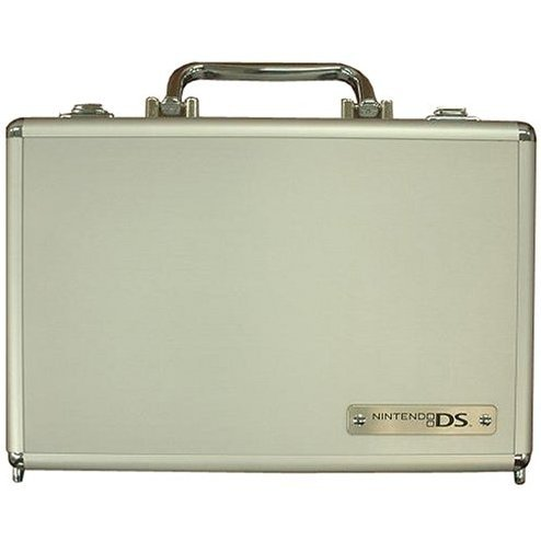 Kemco System Attache Case (silver)