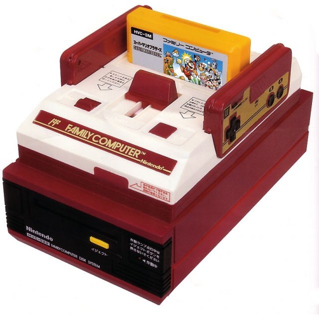Famicom Bank - Type A: Super Mario Bros.