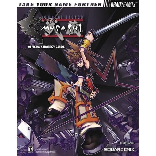 BradyGames Musashi: Samurai Legend Official Strategy Guide