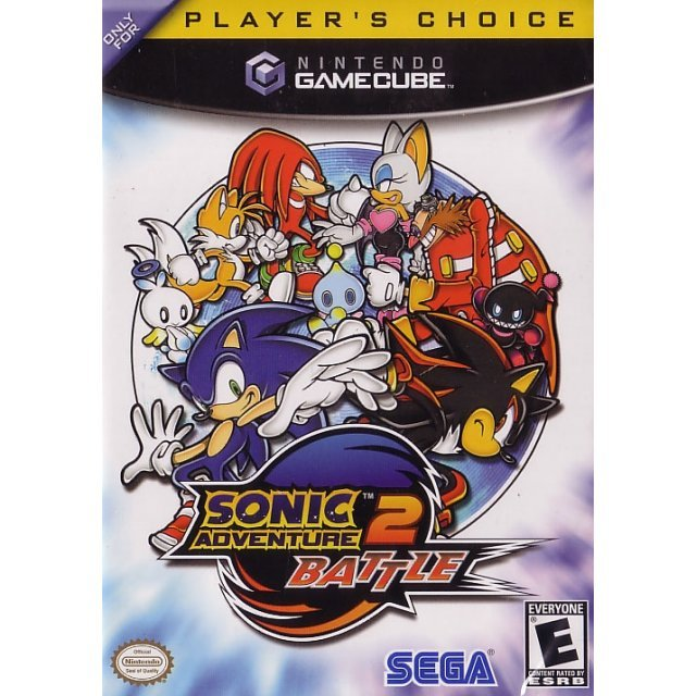 Sonic Adventure 2 Battle (Player's Choice)
