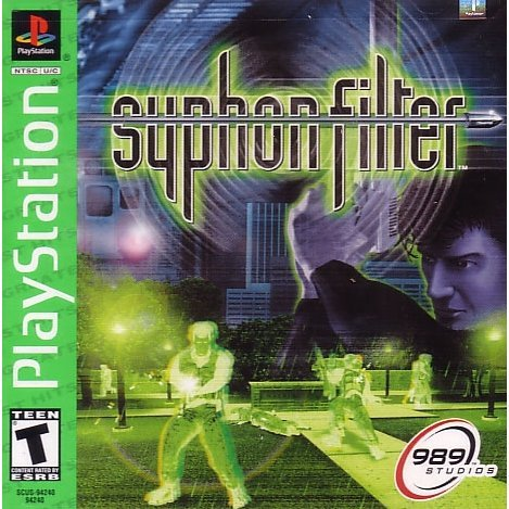 Syphon Filter (Greatest Hits)