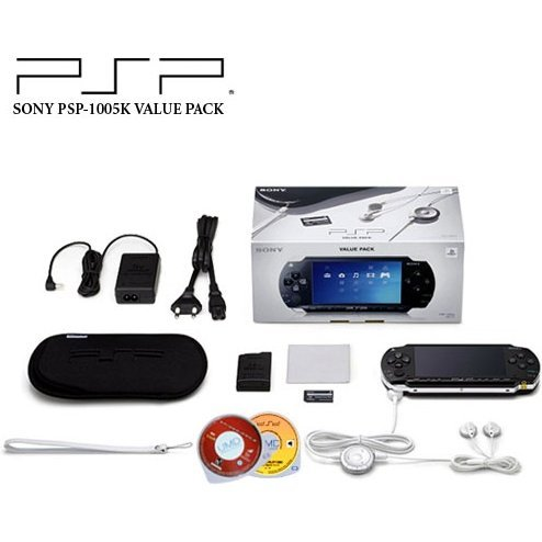 PSP PlayStation Portable Value Pack (PSP-1000K5)