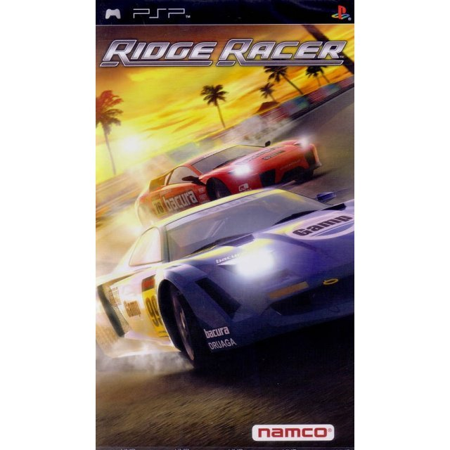 Ridge Racer (English language version)