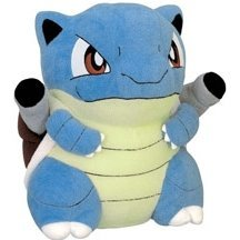Pocket Monsters Advance Generations Super DX Plush Doll: Kamex