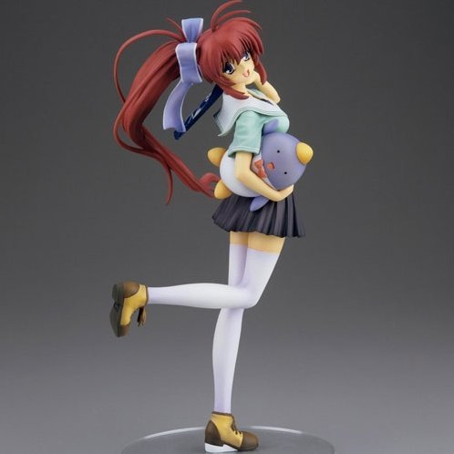 Comic Party - 1/8 Scale Pre-Painted Figure Mizuki Takase