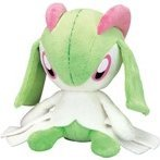 Pocket Monsters Advance Generation Lovely Pokemon Plush Doll - Type E