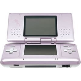 Nintendo DS (Pokemon Myuu Limited Edition) - 110V