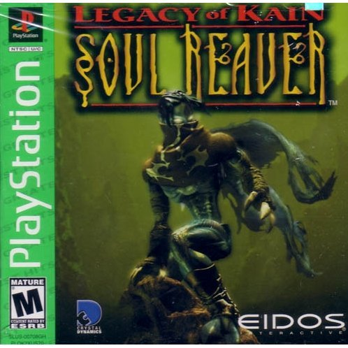Legacy of Kain: Soul Reaver (Greatest Hits)