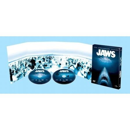 Jaws 30th Anniversary Special DVD Box [Limited Edition]