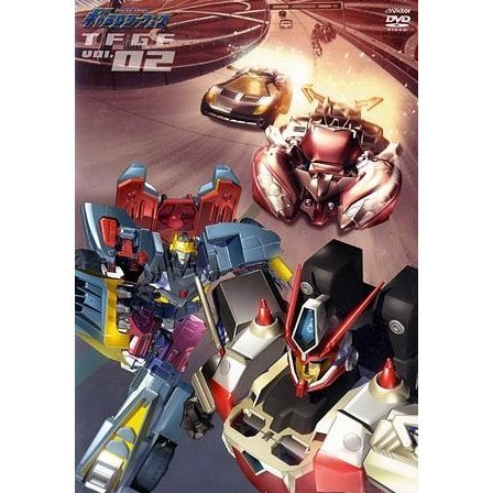 Transformers Galaxy Force Vol.2 [Limited Edition]