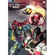 Transformers Galaxy Force Vol.2