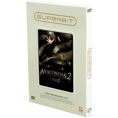 Anacondas 2: The Hunt for the Blood Orchid Superbit Edition