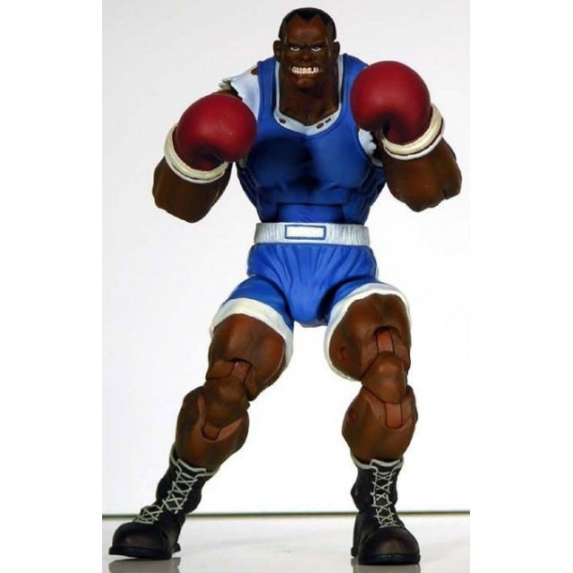 Street Fighter Action Figure: Balrog