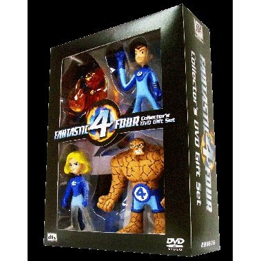 Fantastic Four [Collector's Gift Set]