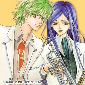 Kiniro no Corda - CD Drama New Series 1