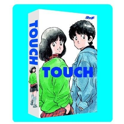 Theatrical Feature - Touch DVD Box [Limited Edition]