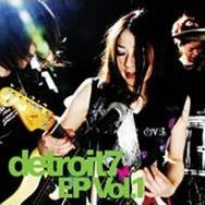 Detroit 7 EP Vol.1 [CD+DVD Limited Edition]