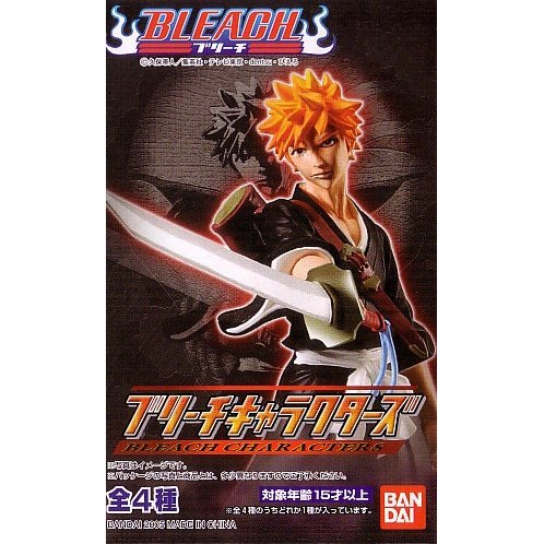 Bleach Character Kudzu Collection Figure