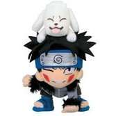 Naruto Plush Doll - Model C: Inuzuka Kiba