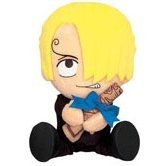 From TV Animation ONE PIECE Plush Doll Mini Map Style - Model C: Sanji