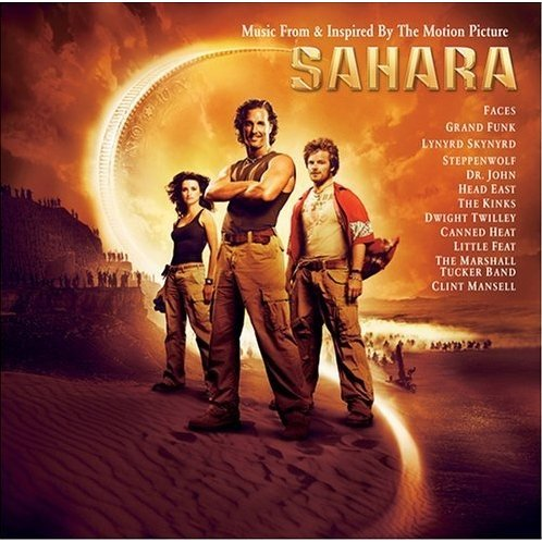 Sahara -  Music From and Inspired by the Motion Picture